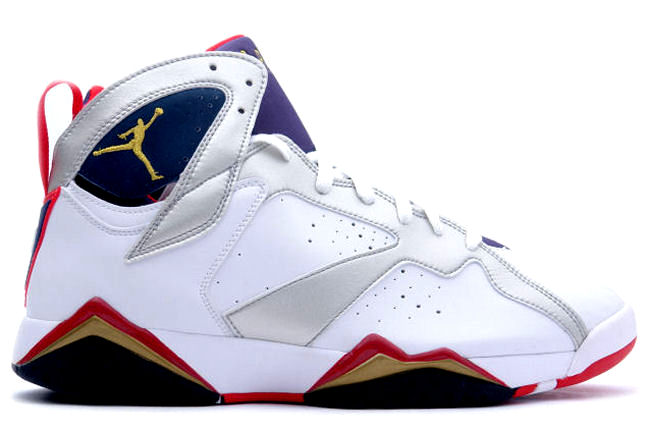 100% authentic f45c0 6ffbe Kicks Of The Day: Air Jordan 7 – Olympic (2012) | NuFlava